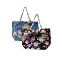 Пляжная сумка 'Цветочная поляна'