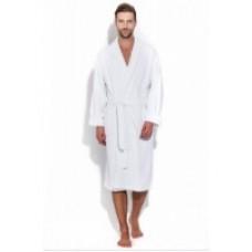 Белый банный халат Arctic White(Е 363)
