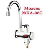 Кран-водонагреватель AguaTherm КА-06С (с цифровым дисплеем и УЗО)