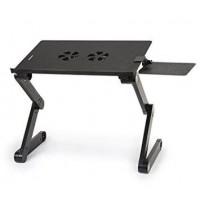 Столик - трансформер для ноутбука с охлаждением Laptop table T8