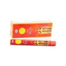 Благовония HEM, шестигранники, The Sun (Солнце), 20 палочек арт.03025