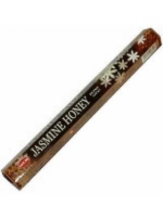 Благовония Жасмин с Медом (Jasmine Honey) HEM, 20 палочек