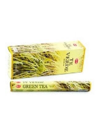 Благовония 'Зеленый Чай', HEM, 20 палочек