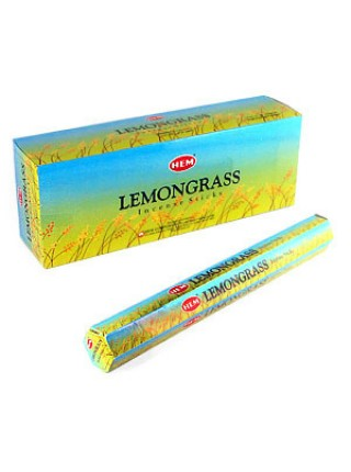 Благовония 'Лимонник', HEM, Индия, 20 палочек