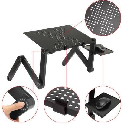 Функциональность столика для ноутбука