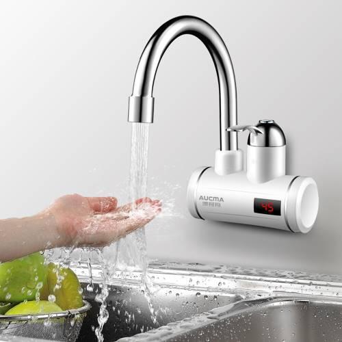 Проточный электрический кран-водонагреватель