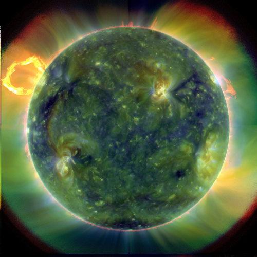 Как были обнаружены ультрафиолетовые лучи?