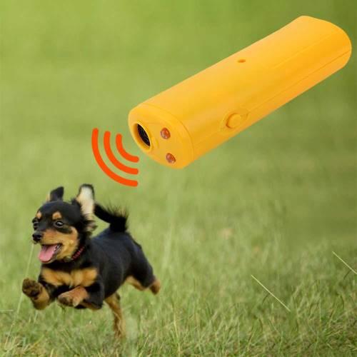 Отпугиватель собак портативный